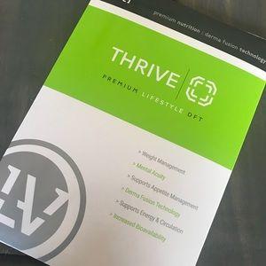 Thrive Premium DFT brand new